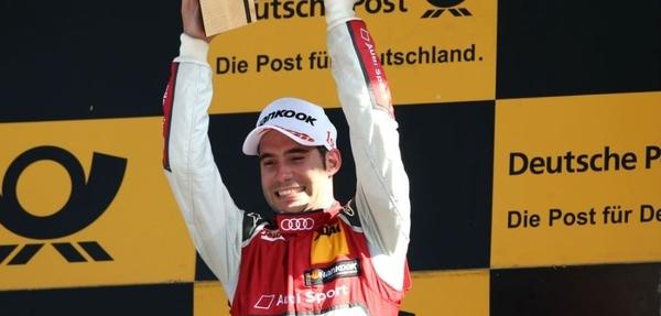 Miguel Molina le da la segunda victoria a Audi