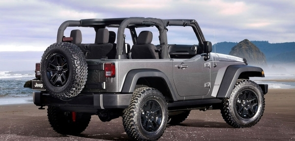 "La alemana ""Off Road"" premia a Jeep"