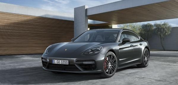 Galería: Porsche Panamera