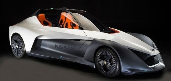 Nissan presentó prototipos de movilidad en Rio 2016