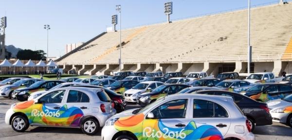 Las cifras de Nissan en Rio 2016