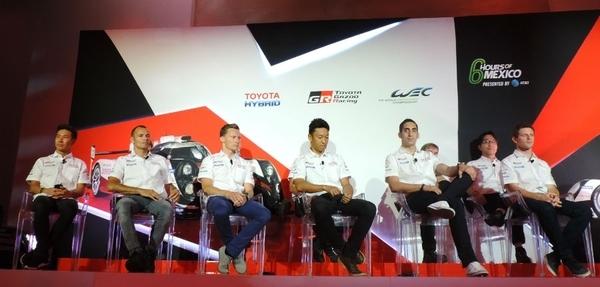 6 horas con Toyota