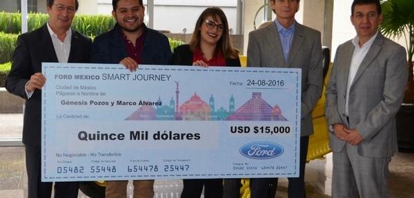 El reto Mexico Smart Journey tiene ganadores