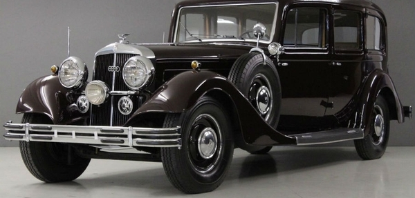 Nuevos autos en la exposición de Audi