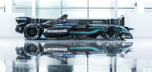 Jaguar presenta su versión para Fórmula E