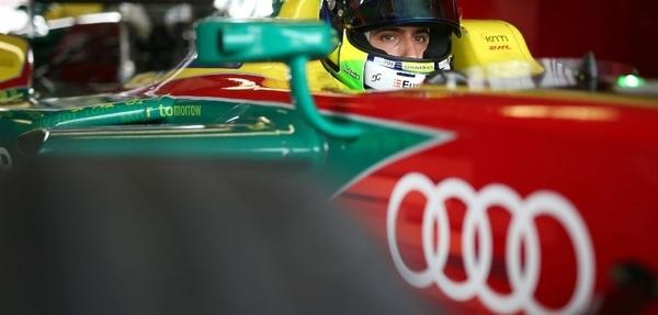 Audi listo para la Fórmula E