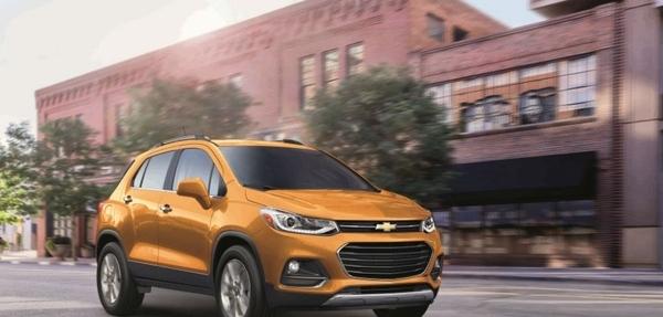 Conoce las tres novedades de Chevrolet para el 2017