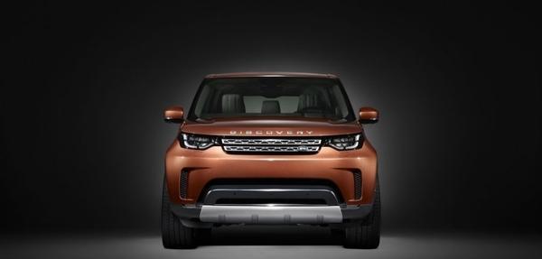 Land Rover revela el nuevo Discovery