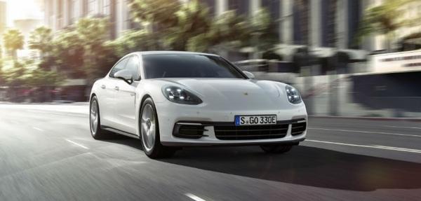 Versión híbrida del Porsche Panamera