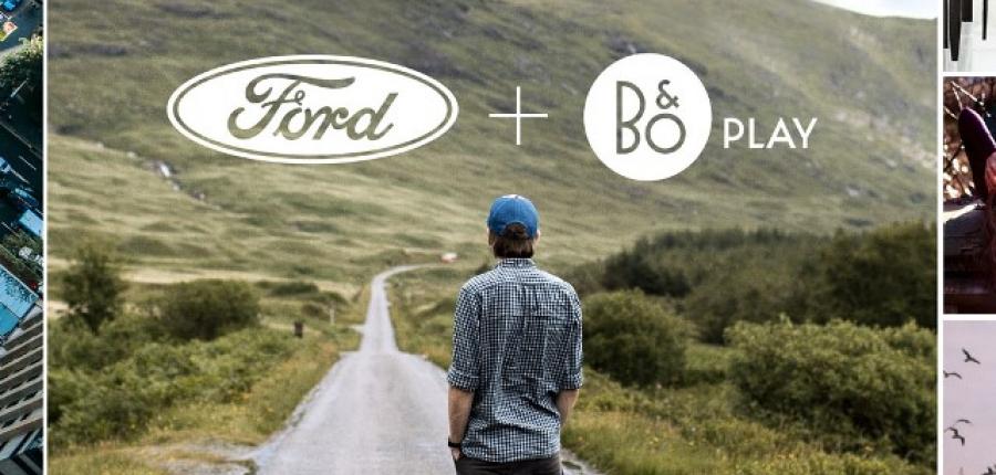 Ford y Harman forman alianza para sonorización