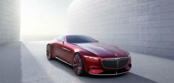 Galería: Vision Mercedes-Maybach 6