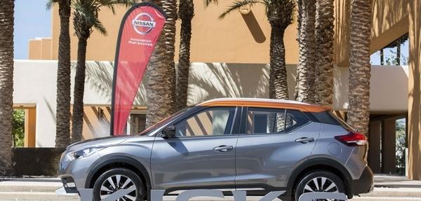 Nissan Kicks de venta ya en México