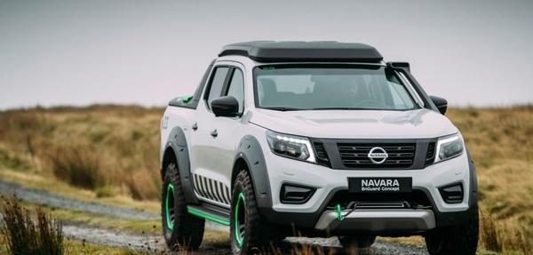Nueva Nissan NP300 Navara EnGuard Concept