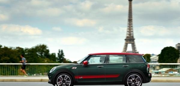 MINI en el Auto Show de París