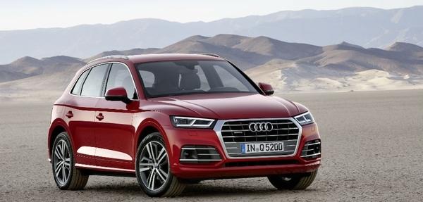 Lo nuevo de Audi en el Salón de París