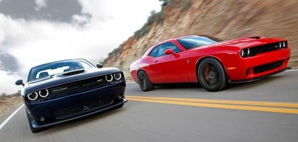 Challenger, otro Dodge que gana 5 estrellas