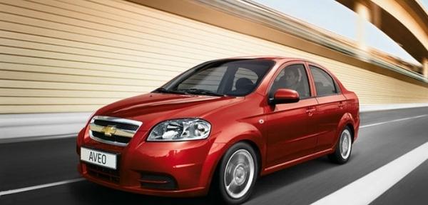 Chevrolet Aveo: Costos de mantenimiento preventivo