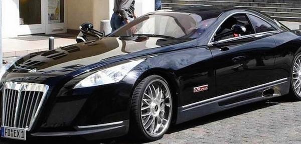 Jay Z es la celebridad con el coche más caro