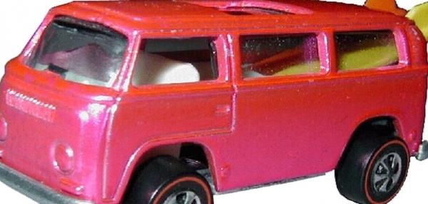 Millonaria colección de Hot Wheels