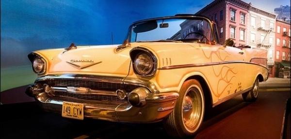 Subastan el  primer auto de Bruce Springsteen