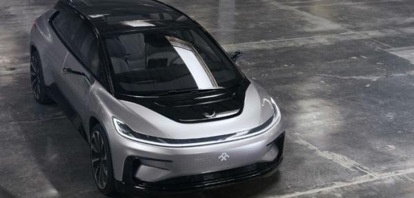 Faraday Future FF91: Nueva competencia para Tesla