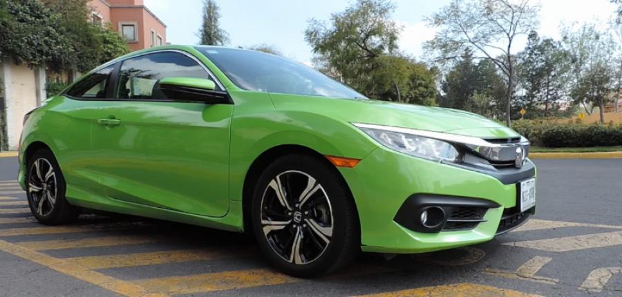 Prueba de Manejo: Honda Civic Coupé