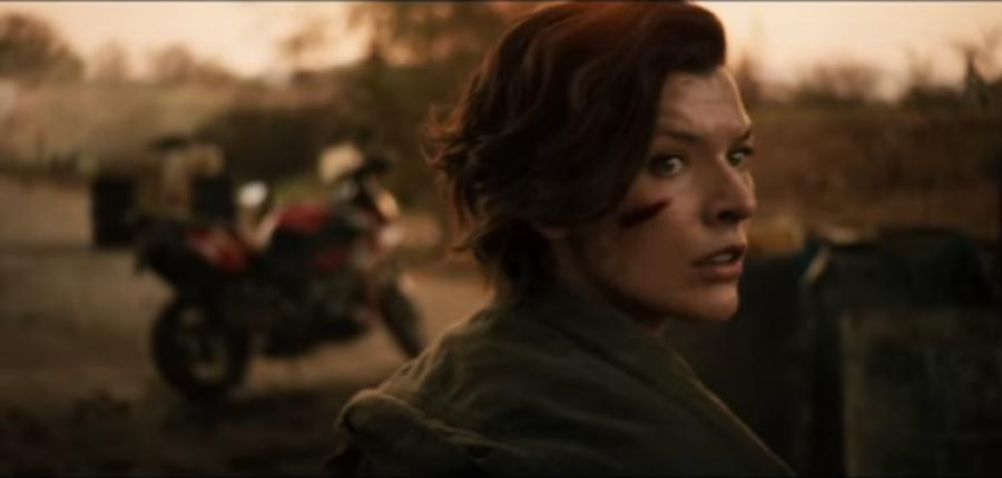 La nueva película de Resident Evil usó motos BMW