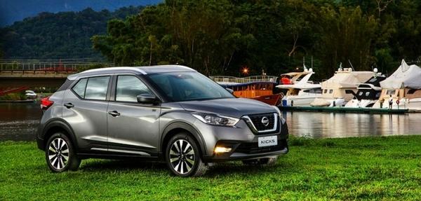 Nissan Kicks con el costo de propiedad más alto