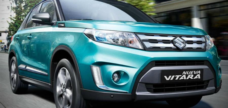 Turborízate con la promoción de Suzuki