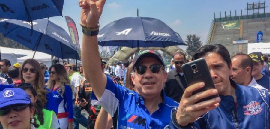 Felipe Calderón ¡disfruta y gana!