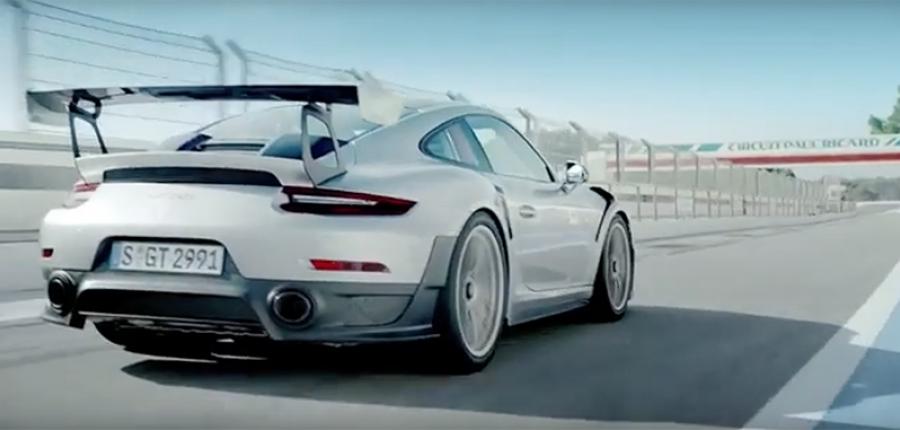 Vídeo: Porsche presenta el 911 más potente de todos los tiempos