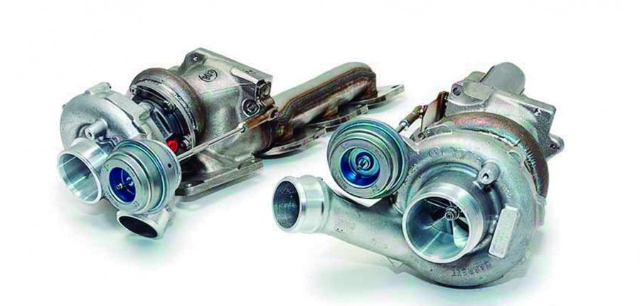 ¿Conoces las ventajas de un motor biturbo?