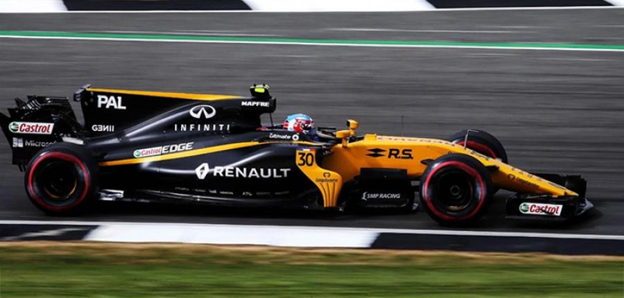 ¿Sabes cómo contribuye INFINITI a la innovación en la Fórmula Uno™?