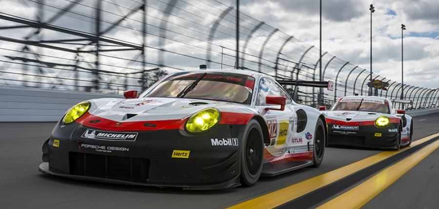 Equipo oficial de Porsche competirá en Fórmula E