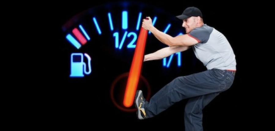 Gasta menos dinero en combustible