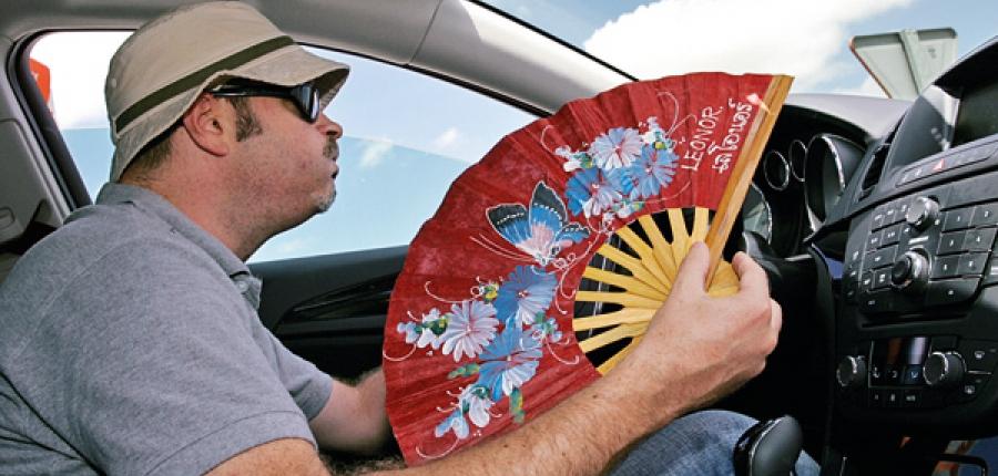 Cómo enfriar el interior de tu auto de 10 a 15 grados fácil y rápido