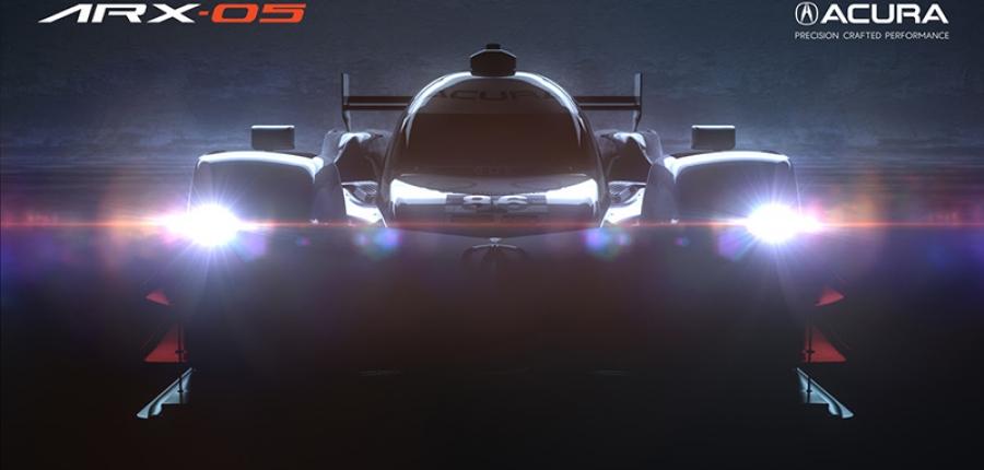 Vídeo Conoce el impresionante Acura ARX-05