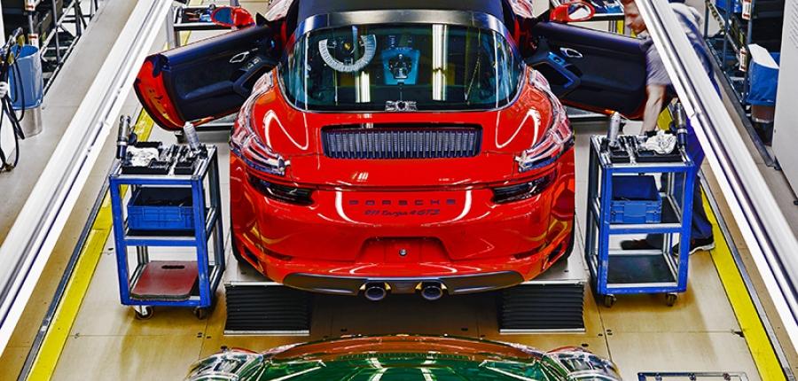 Conoce la historia del Porsche 911 número 999.999