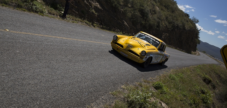 Galería: Llega la Carrera Panamericana