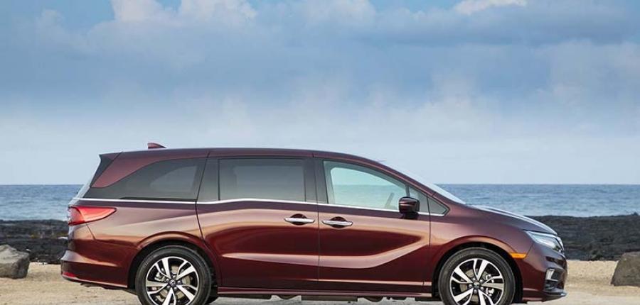 Conoce todo lo que no sabías sobre la nueva Honda Odyssey 2018