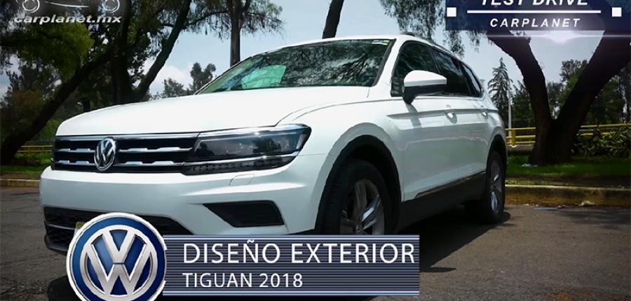 Vídeo: Test Drive El totalmente Nuevo Tiguan 2018