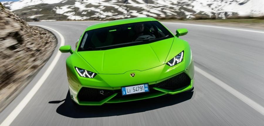 Vídeo te presentamos el Lamborghini Huracán Performante
