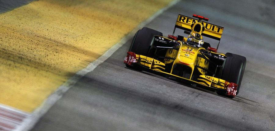 ¡Quieres asistir a la Fórmula 1? Renault invita