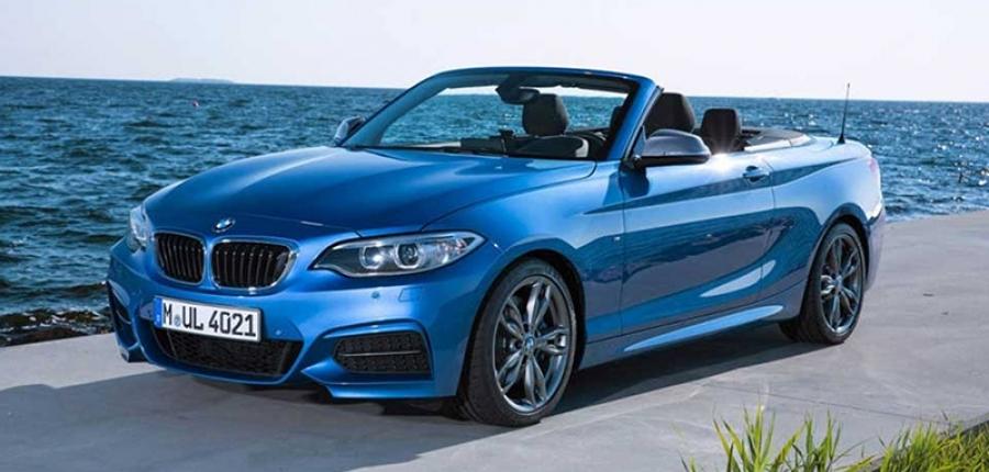Conoce el nuevo BMW Serie 2 Convertible.