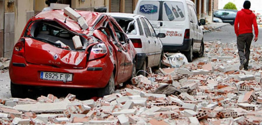 ¿Sabes si tu vehículo está asegurado por daños ocasionados por un sismo?