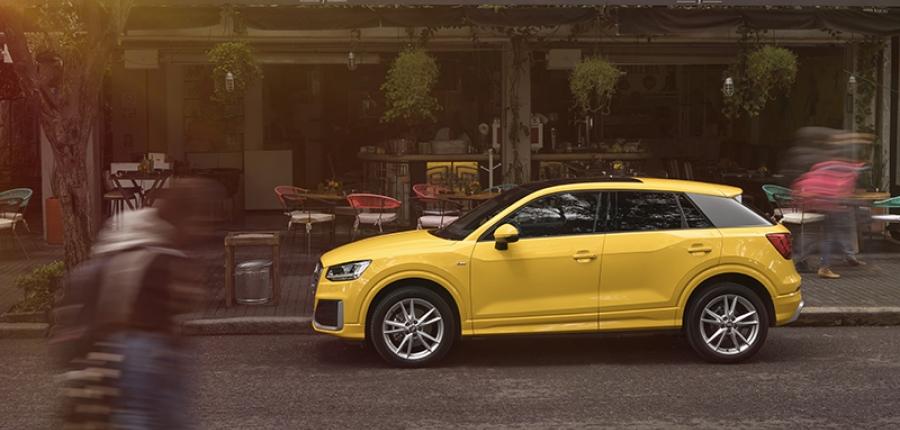Galería: Conoce el nuevo Audi Q2