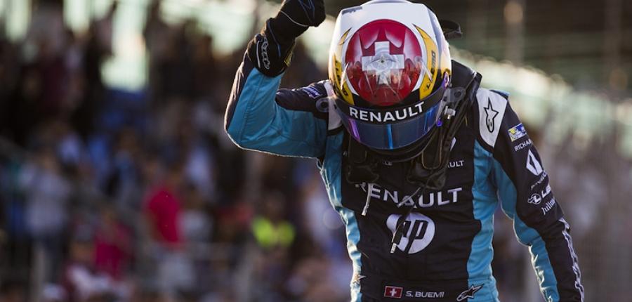 Fórmula E regresa el automovilismo a Suiza