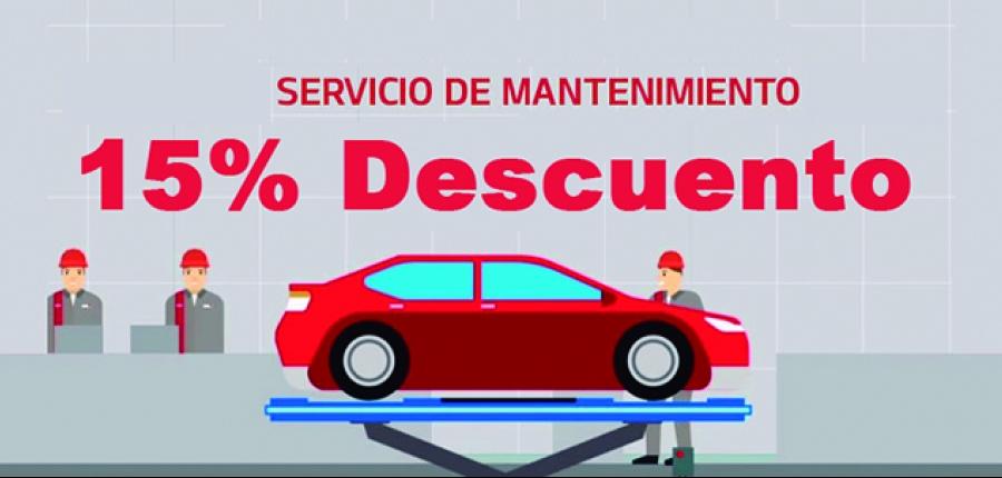 KIA reduce 15% su servicio de mantenimiento programado