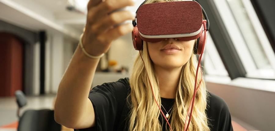 Ford, Google y Happy Finish lanzan nueva Nueva Aplicación de Realidad Virtual