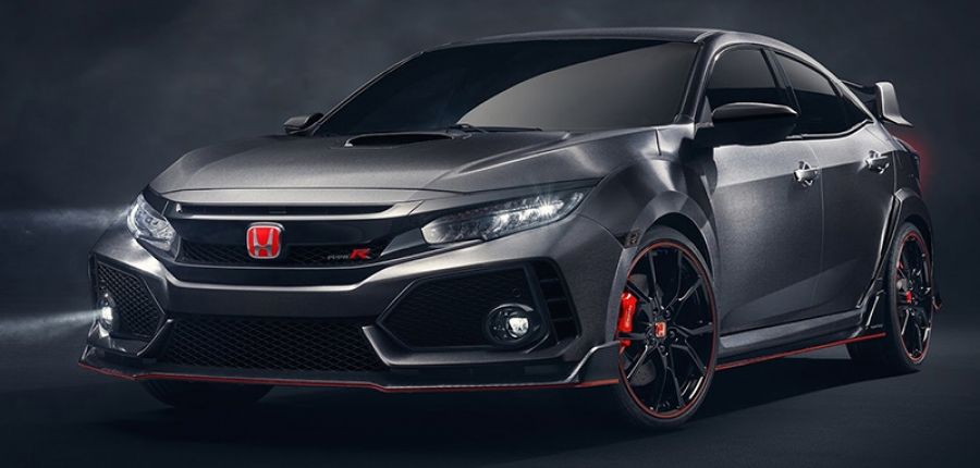 Honda Civic Type R presente en el Salón Hot Wheels 2017